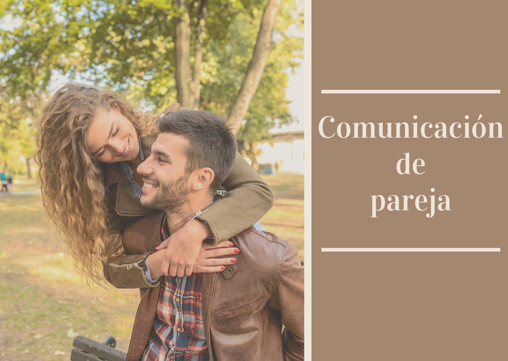 Comunicació de Parella (Teràpia de parella)